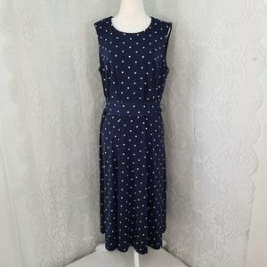 Charter Club Poka Dot Dress